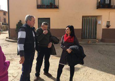 Visita a los municipios del Campo de Daroca