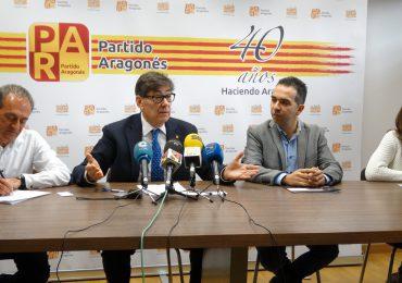 Aliaga (PAR) pide la máxima voluntad política para que el desdoblamiento de la N-232 comience este año 2017