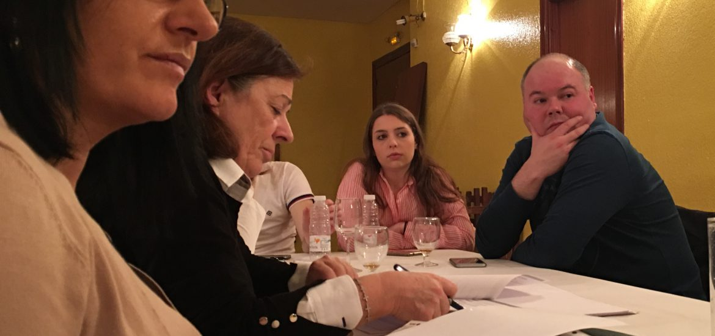 Comité comarcal en la Comarca de Borja