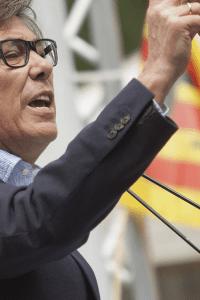 Aliaga valora que la central de Andorra es clave para el sistema energético nacional y pide compromisos institucionales para que tenga continuidad