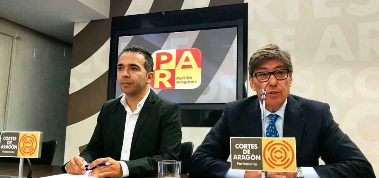 Arturo Aliaga cuestionará a Lambán por el necesario impulso al área logística e industrial Somontano-Cinca Medio-Litera