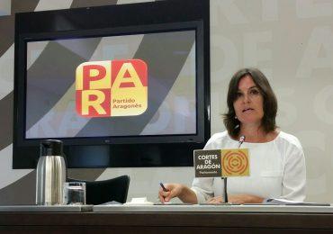 """El PAR quiere traer a las Cortes el debate sobre la liquidación de la """"Fiducia Sucesoria"""" para que los aragoneses se puedan beneficiar de la aplicación del Derecho Foral"""
