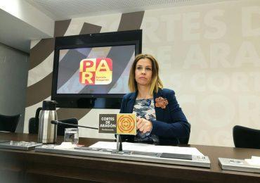 El PAR insta al Gobierno  PSOE-CHA  a trabajar por una política educativa plural