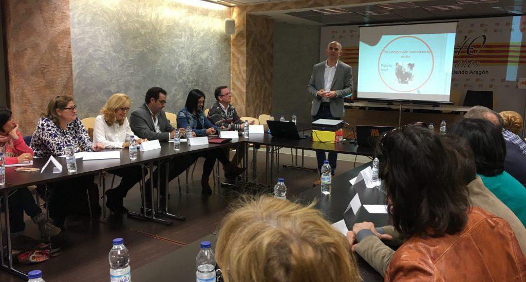Éxito en el seminario de comunicación política organizado por el Partido Aragonés