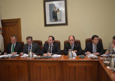 El Partido Aragonés en la Diputación de Teruel logra el apoyo de todos los grupos para evitar cualquier trasvase de agua del Ebro