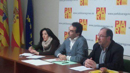 El Partido Aragonés de Teruel recuerda que sin infraestructuras dignas no se puede combatir la despoblación