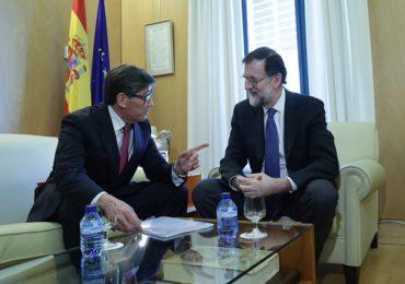 Aliaga pide a Rajoy «un esfuerzo especial» con la ejecución de los PGE en Aragón
