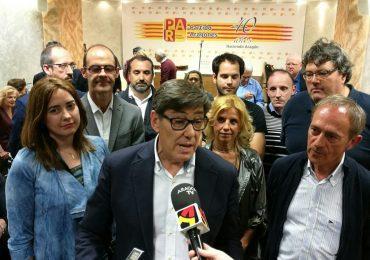 Aliaga recuerda a Rajoy que el nuevo PHN deberá respetar el acuerdo arrancado por el PAR al PP en las últimas elecciones generales