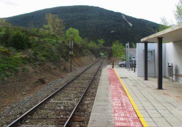 El PAR plantea en la DPH reclamar la mejora de servicios ferroviarios regionales incluyendo las paradas suprimidas de la línea Huesca-Canfranc