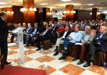 Conferencia Infraestructuras - Fernando Callizo