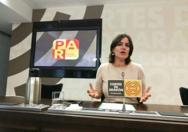 El PAR  presenta una iniciativa parlamentaria para que el Gobierno de Venezuela cumpla y pague a los pensionistas residentes en Aragón