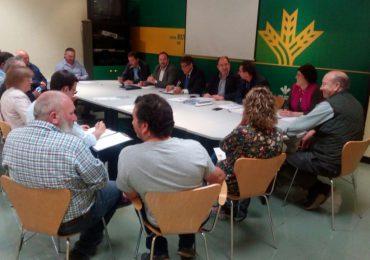 """El Partido Aragonés en el Jiloca critica la """"inactividad"""" del Gobierno regional para evitar la pérdida de servicios en el medio rural y la despoblación"""