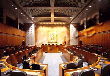 El PAR defenderá en el Pleno de las Cortes de Aragón la necesidad de garantizar la continuidad de los helicópteros medicalizados en Aragón