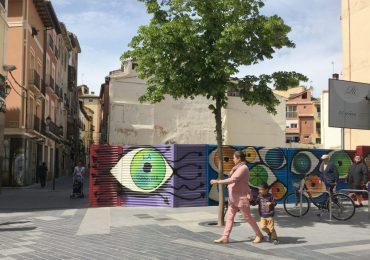 El PAR-Huesca insta al ayuntamiento a tomar ejemplo e impulsar mejoras y actuaciones de urbanismo comercial en apoyo del sector