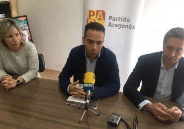 El PAR exige de nuevo en las Cortes impulso al área Somontano-Cinca Medio-Litera ante la nula acción del gobierno de Lambán