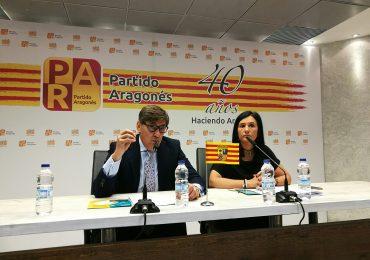 El PAR celebra este sábado una jornada territorial en Alhama de Aragón e inaugurará la exposición 'Partido Aragonés: 40 años haciendo Aragón'