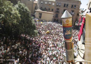 El PAR reitera su propuesta para que la SD Huesca lance el cohete de las fiestas y denuncia la falta de criterio del tripartito