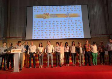 El PAR exalta su aragonesismo en Alhama de Aragón