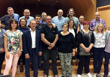 El Partido Aragonés de Los Monegros reivindica la prioridad de los regadíos y agroindustria contra la despoblación