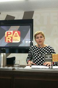 El PAR quiere que la DGA compre aceleradores lineales para Huesca y Teruel con fondos de la Fundación Amancio Ortega