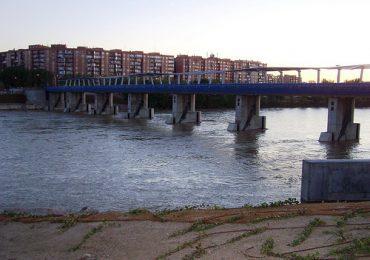 PAR Zaragoza pide al Ayuntamiento que arregle el azud del Ebro