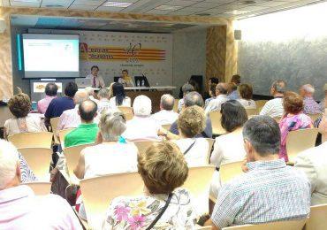 Éxito de asistencia en la charla sobre herencias y sucesiones de PAR Zaragoza