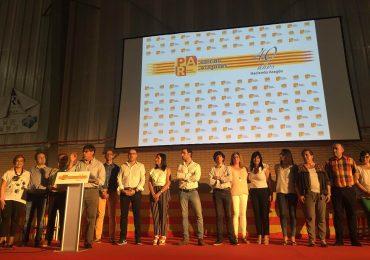 Jornada Aragonesismo: Futuro y progreso (Alhama de Aragón 10 de Junio de 2017)