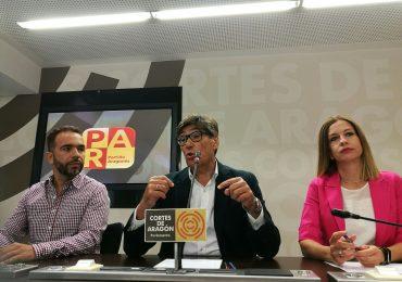 """Aliaga (PAR): """"Hoy es un día triste para Cataluña y el resto de España"""""""