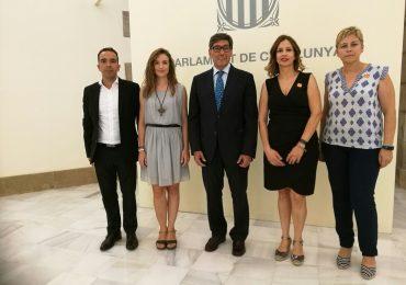 Visita al Parlamento de Cataluña, MNAC y Archivo de la Corona
