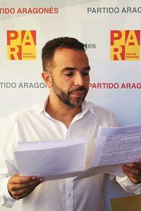 El PAR valora el avance al fin en la Huesca-Siétamo aunque señala que se debe culminar el eje completo y la Variante Sur