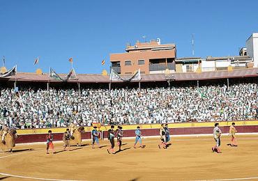 El PAR-Huesca reclama al ayuntamiento que garantice la celebración de la feria taurina de San Lorenzo por los medios legales y de gestión precisos