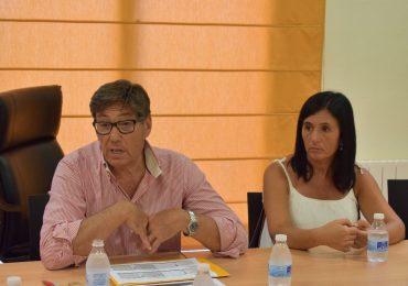 Reunión del Comité Comarcal de Belchite