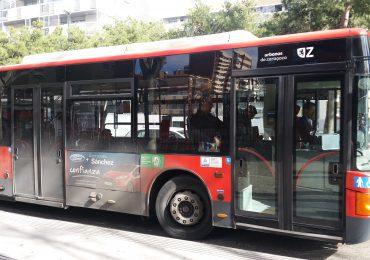 PAR Zaragoza denuncia el deterioro del servicio de bus por la imprevisión del Ayuntamiento