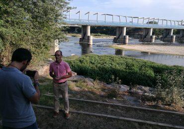 PAR Zaragoza reclama la reparación urgente del azud  y que la ciudad no dé la espalda al río