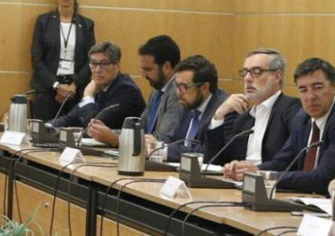 Aliaga asiste hoy a la reunión del Pacto antiterrorista en Madrid