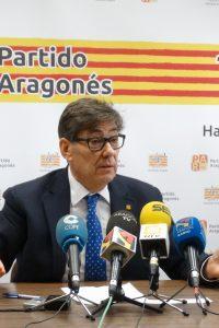 Aliaga (PAR) exige a Fomento que invierta en Aragón ¡YA!
