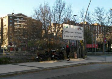 PAR Zaragoza reclama la construcción del Centro de Especialidades Médicas del ACTUR