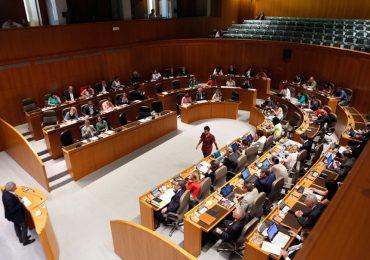 Las Cortes aprueban, a instancias del PAR, defender una financiación suficiente y priorizar las inversiones y el empleo