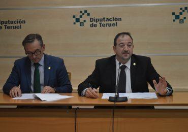 El Partido Aragonés en la Diputación de Teruel logra el apoyo del resto de los grupos para evitar que se supriman servicios presenciales de ambulancias en el medio rural
