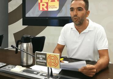 El PAR urge a la DGA un plan aragonés de ciberseguridad