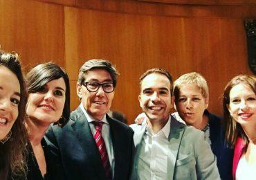Aliaga pedirá a Lambán en el Pleno de las Cortes que explique sus previsiones sobre las cuentas de Aragón para 2018