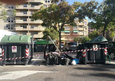 PAR Zaragoza reclama al Ayuntamiento medidas efectivas contra actos vandálicos
