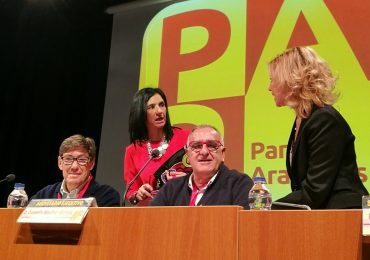 El Consejo Territorial del PAR urge a la vuelta a la legalidad en Cataluña