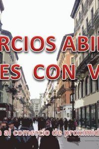 PAR Zaragoza reclama un plan de señalética comercial actualizado