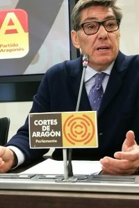 """Aliaga: """"El PAR defenderá siempre la permanencia del FITE para dinamizar Teruel y su provincia"""