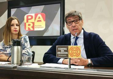 El PAR presenta una propuesta para facilitar el regreso de los bienes de Barbastro-Monzón