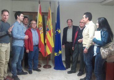 El Partido Aragonés en la comarca de Teruel apuesta por construir Aragón sin romper España