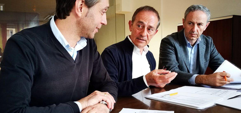 El PAR plantea en la DPH recuperar el proyecto de la TCP para incluir al Alto Aragón en los ejes transeuropeos