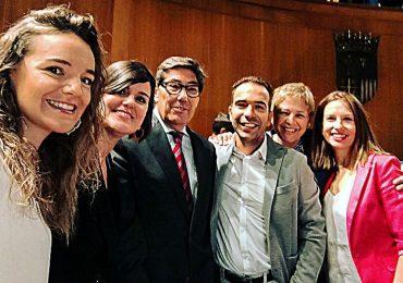El PAR lleva al pleno de las Cortes iniciativas sobre el pacto nacional del agua, impuesto de sucesiones y los incumplimientos del gobierno
