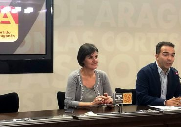 El PAR plantea un plan aragonés ante los efectos para las empresas de la situación en Cataluña